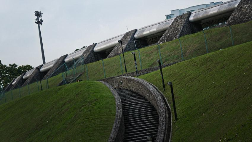 Das Bukit Gombak Stadium