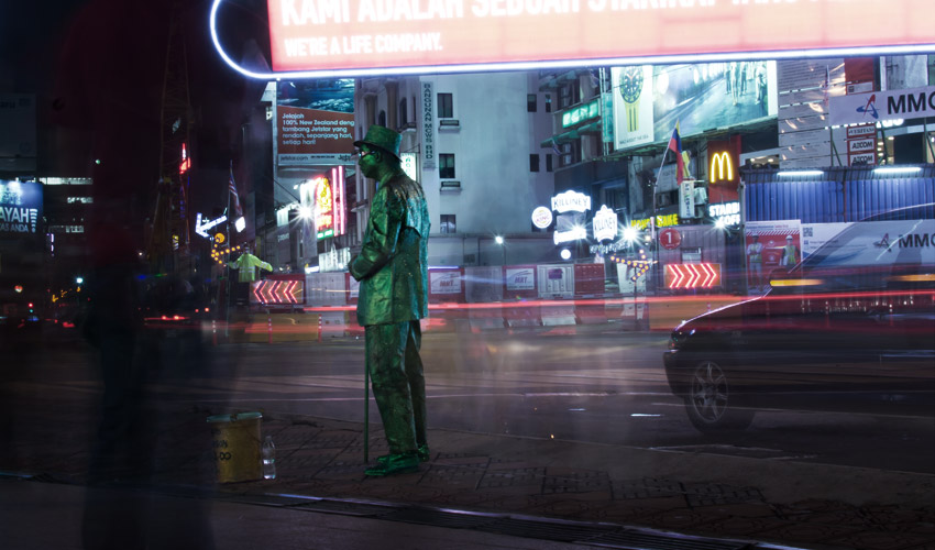 Straßenimpressionen #9