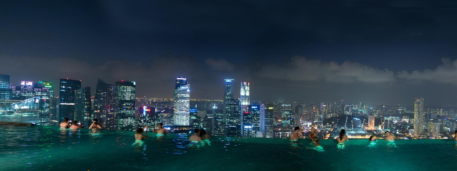 reiseblog singapur marina bay sands infinity pool. Black Bedroom Furniture Sets. Home Design Ideas