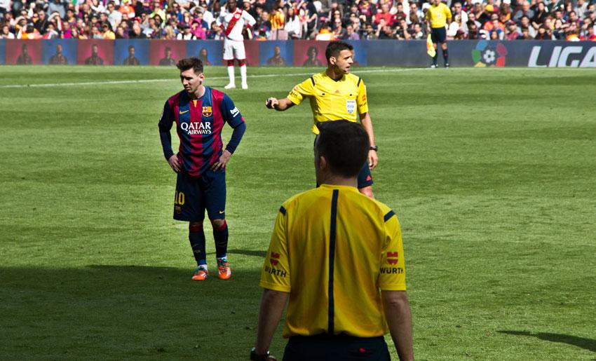 Holá Lionel!