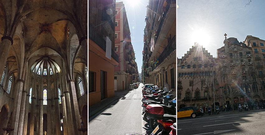 Weitere Impressionen aus Barcelona