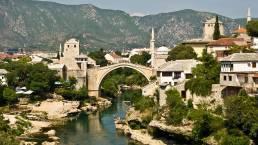 Mostar in Bosnien und Herzegowina