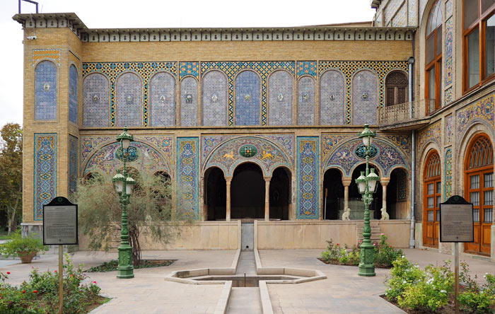Golestanpalast Teheran