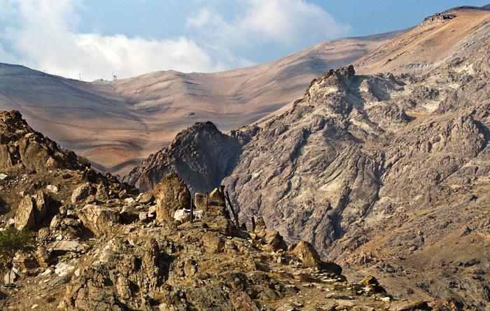 Das Elburs-Gebirge