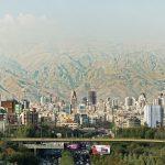 Skyline Teheran