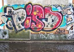Streetart in Lissabon (Cacilhas)