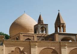 Die Vank-Kathedrale im armenischen Viertel