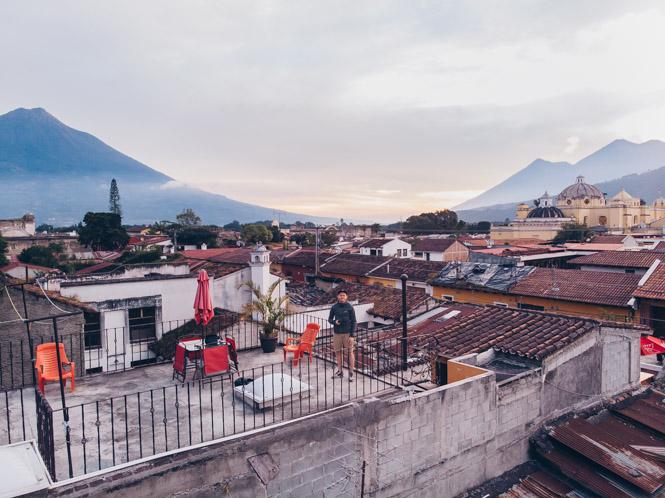 Aufgenommen in Guatemala mit der DJI Mavic Air
