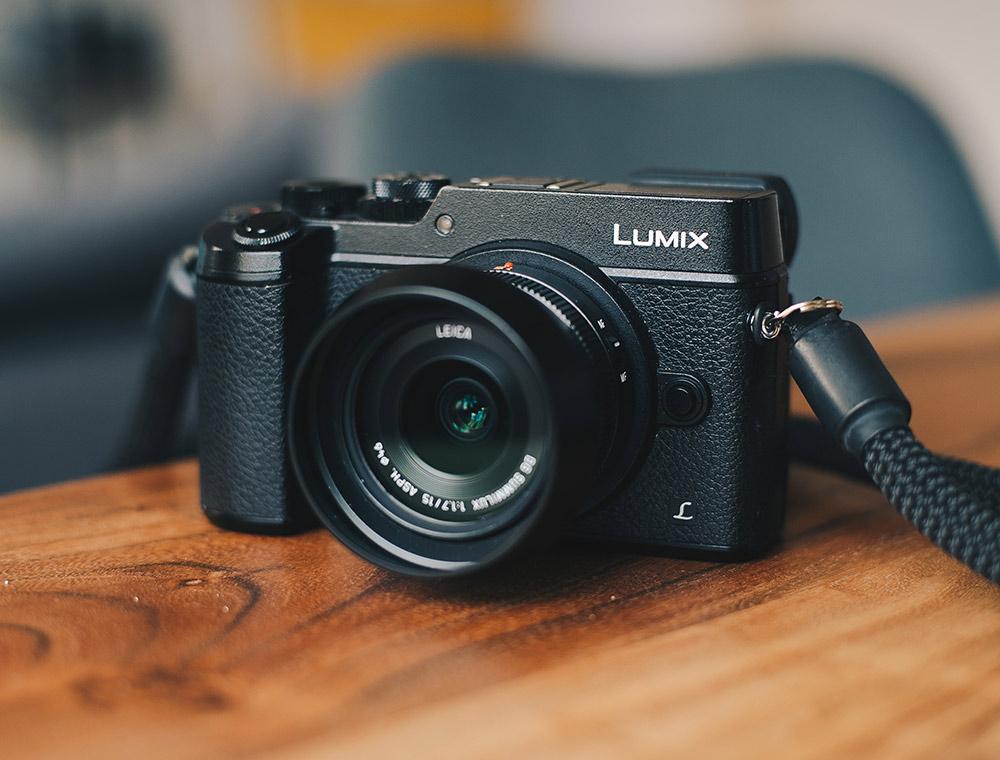 Meine zweite Kamera: Die Panasonic Lumix GX8