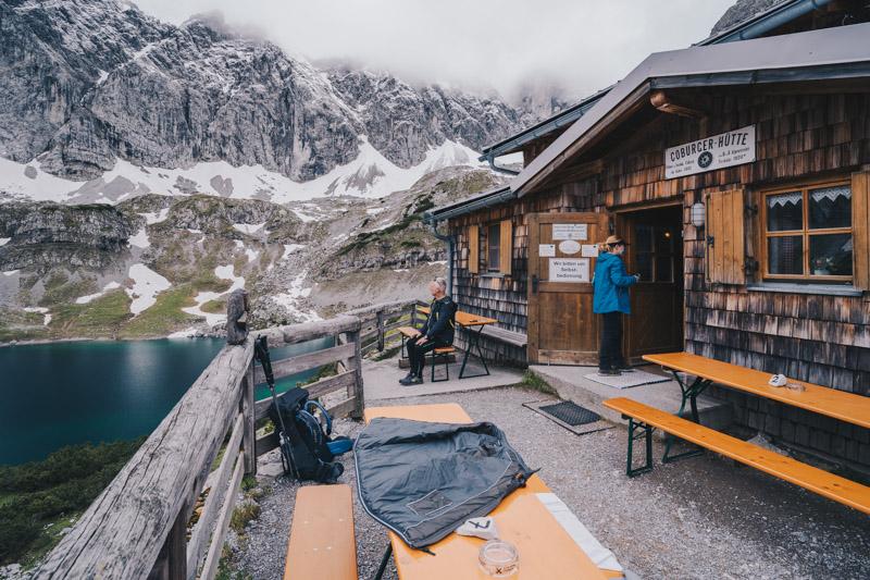 Coburger Hütte