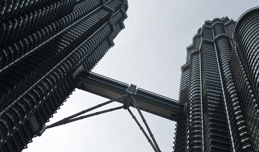 Petronas Towers #2