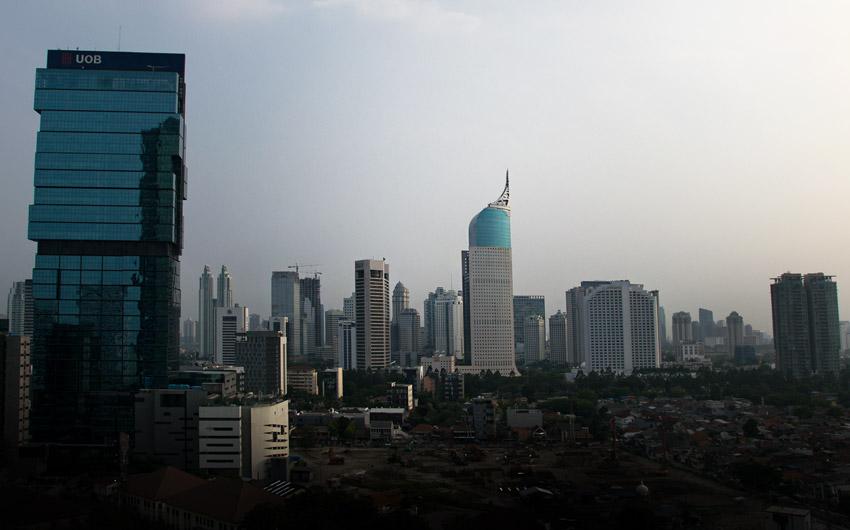 Downtown Jakarta