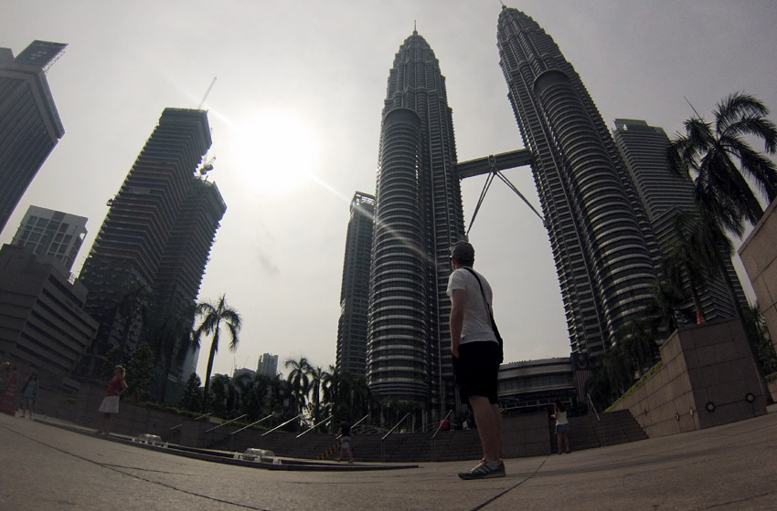 Petronas Towers #1