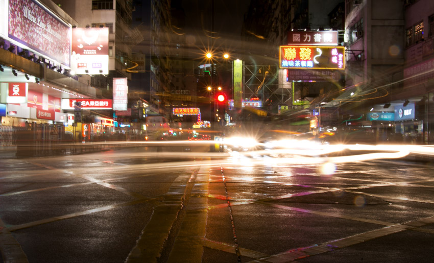 Straßenimpressionen