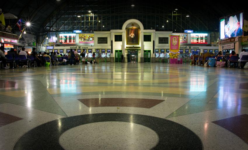 Bahnhof Bangkok
