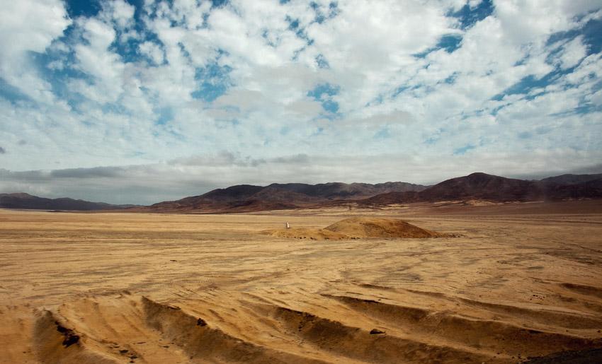 Fahrt in den Norden Chiles