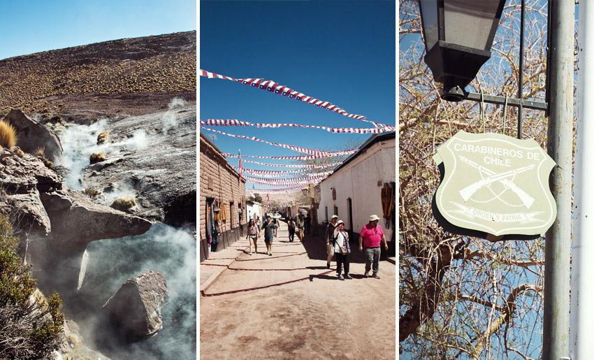 Eindrücke aus San Pedro de Atacama