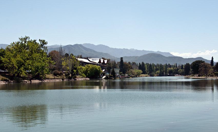 Parque General San Martín in Mendoza