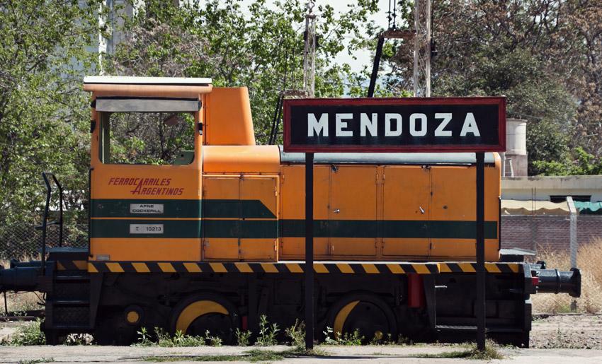 Bahnhof Mendoza