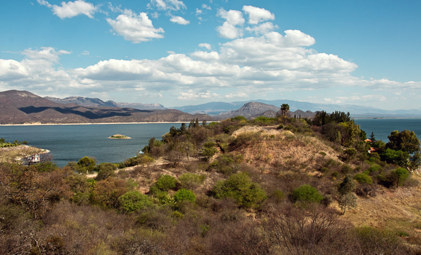 Embalse de Cabra Corral nähe Salta